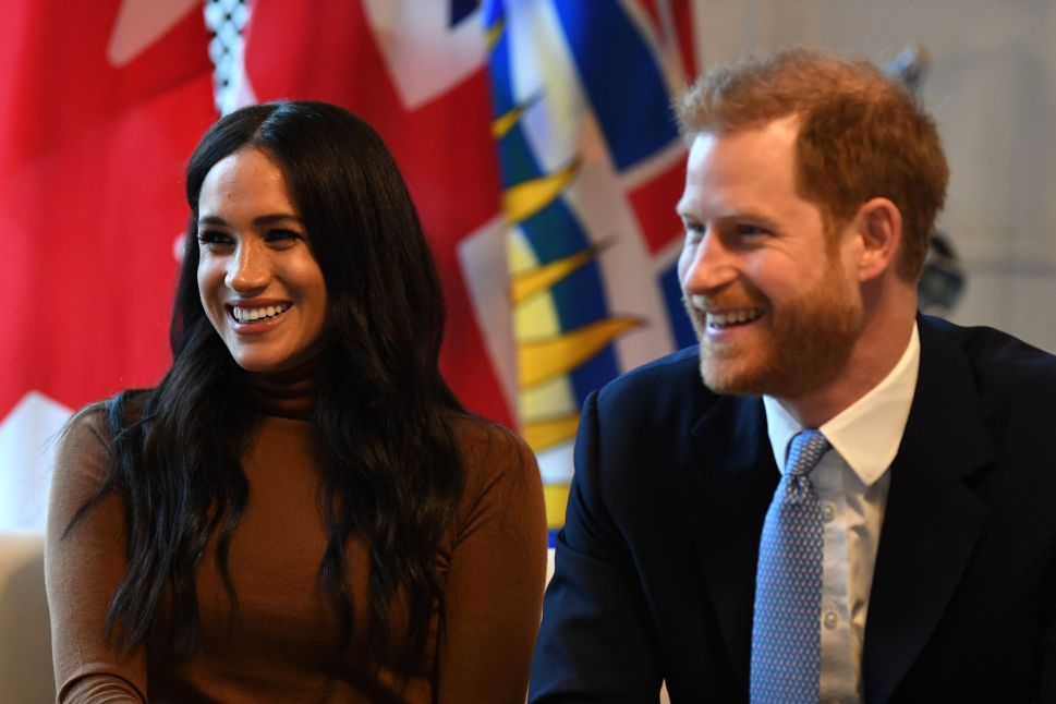 Meghan and Prince Harry Encourage People to Vote in the Upcoming Election