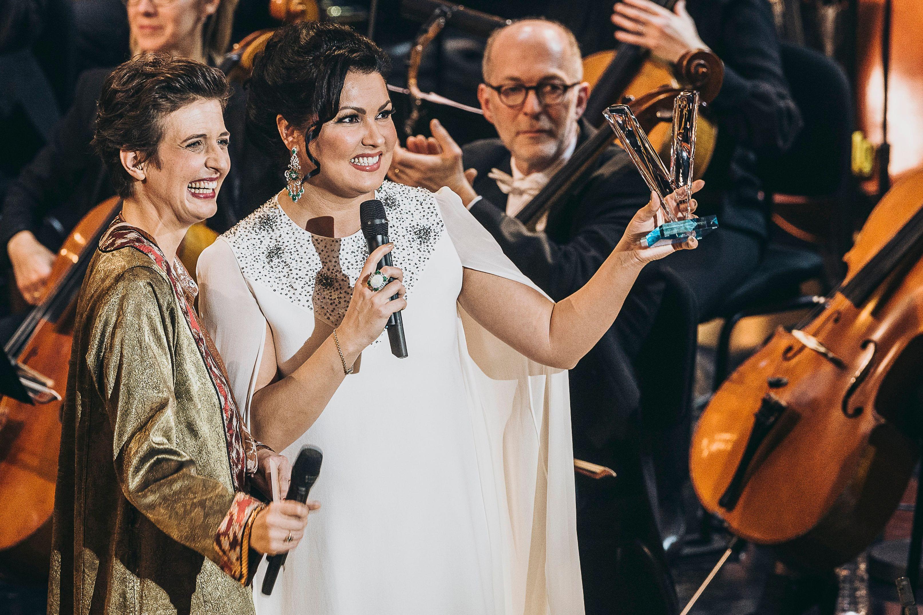 Opera Star Anna Netrebko Has Contracted COVID-19 and Won't Perform in 'Il Trovatore'
