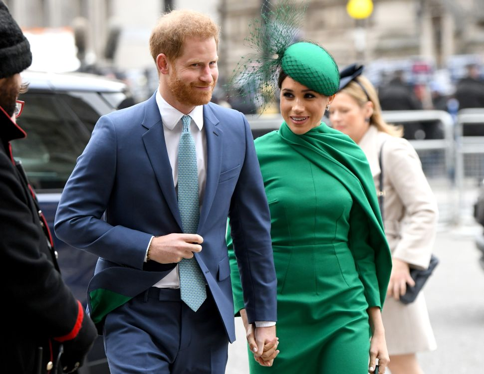 Prince Harry and Meghan Want to Spend the Holidays With the Royals in the U.K.