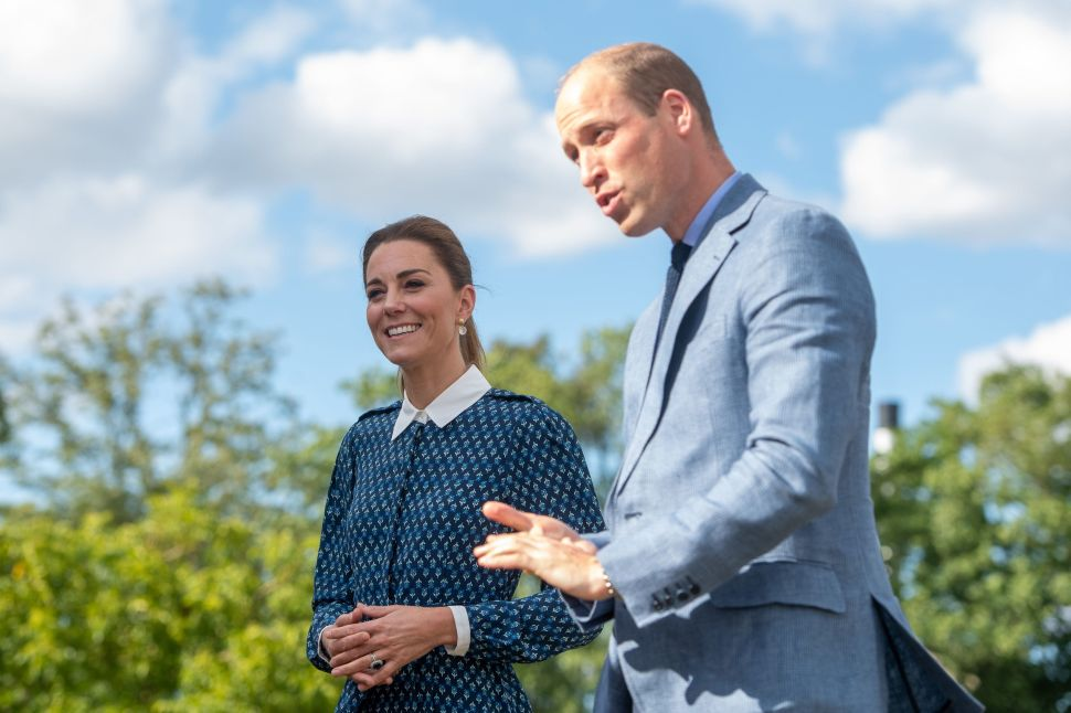 Prince William and Kate's Summer Vacation Is Coming to an End