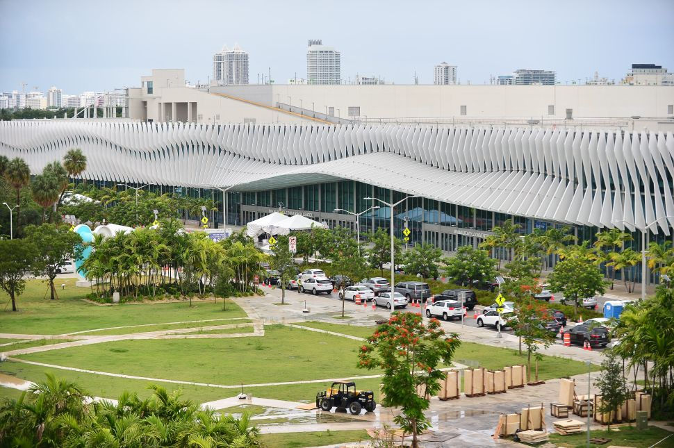 Art Basel Miami Called Off Amid Financial Struggles for the Fair's Parent Company