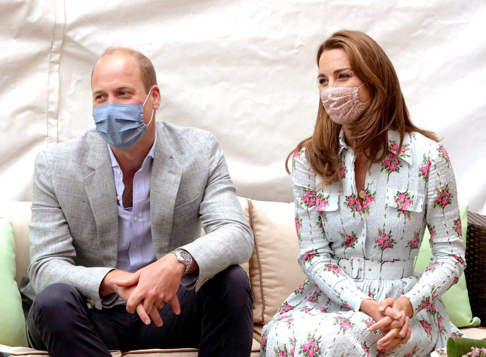 Kate and Prince William Went Right Back to Work in London