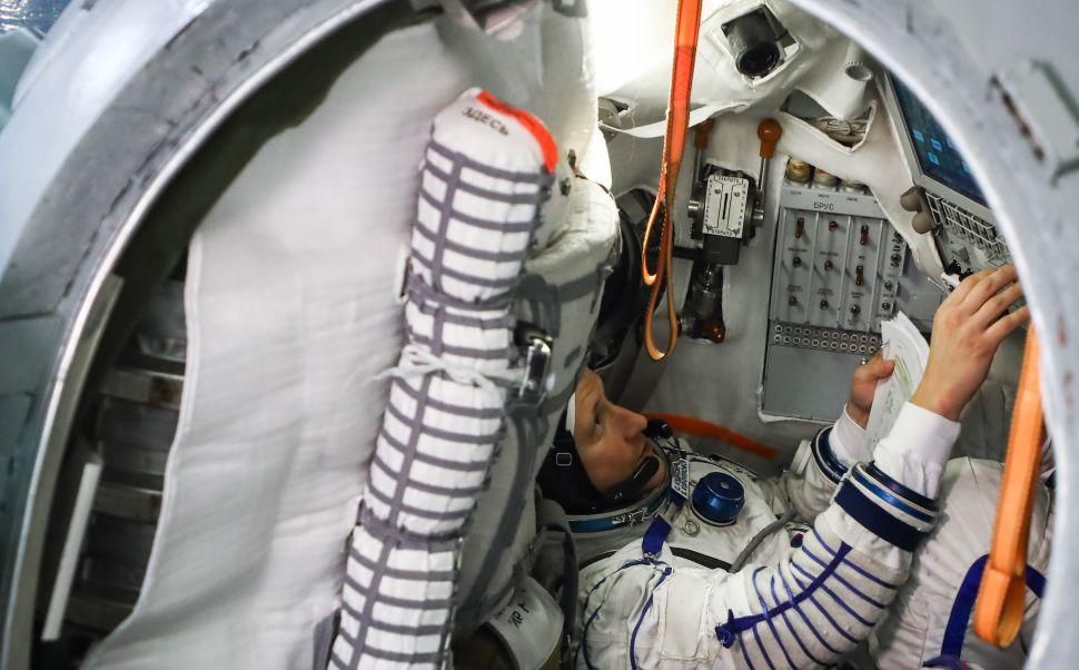 Watch NASA Launch a $23 Million Space Toilet & Estée Lauder Skincare to ISS Tonight