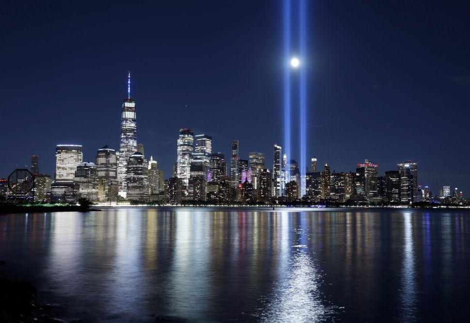 'Tribute in Lights' 9/11 Installation Should Be Permanent, Organizers Argue