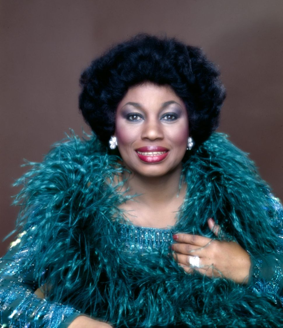 Soprano Leontyne Price, Live and in Her Prime, Graces a New Met CD