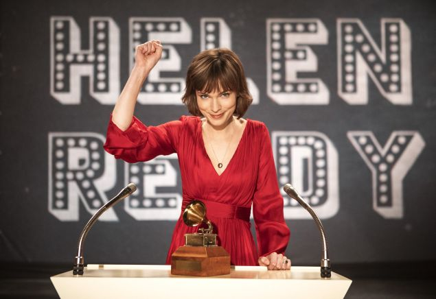 Tilda Cobham-Harvey as Helen Reddy in I Am Woman