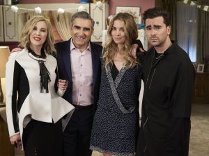 schitt's creek rose family