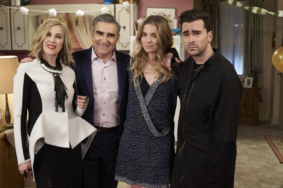 The Family Ties of 'Schitt's Creek' Made It the Defining COVID-19 TV Show