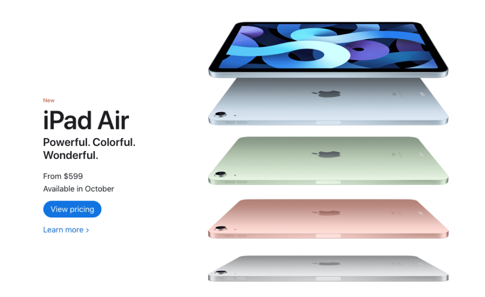 Apple's $599 New iPad Air Sounds Perfect—But There's a Catch