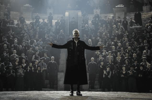 Fantastic Beasts 3 box office JK Rowling