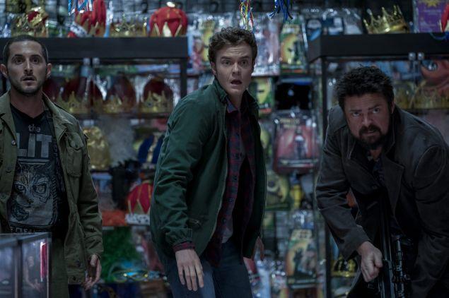 Amazon The Boys Season 2 Mandalorian Stranger Things