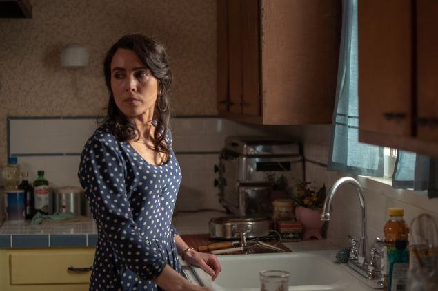 Noomi Rapace stars in The Secrets We Keep