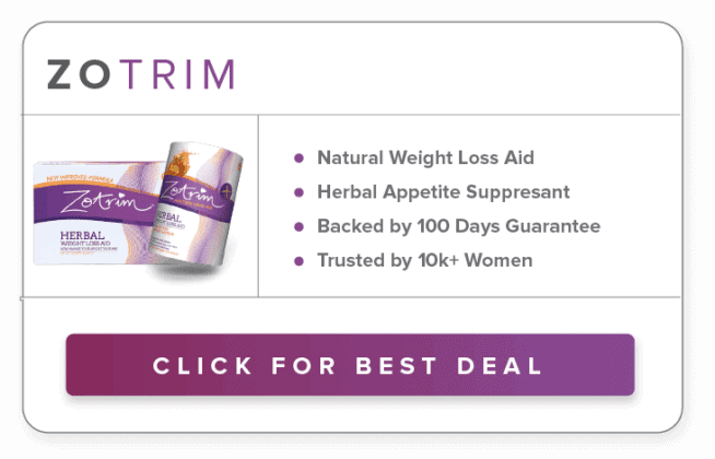 Zotrim Appetite Suppressant
