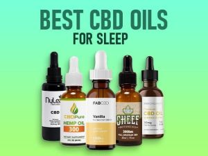 best cbd oil for sleep