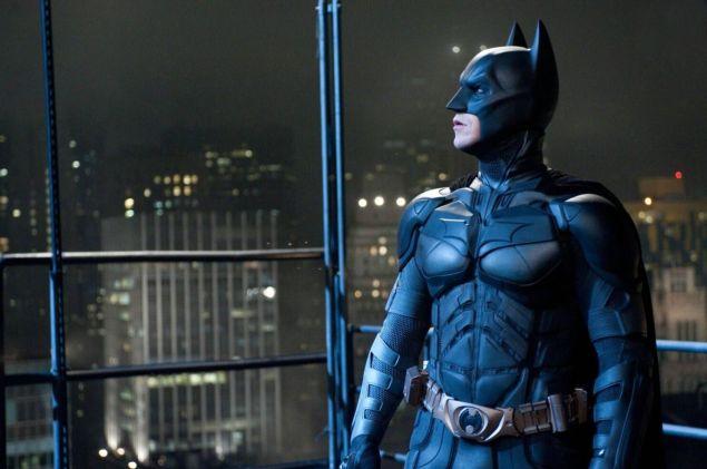 Batman/Bruce Wayne (Christian Bale) in The Dark Knight Rises