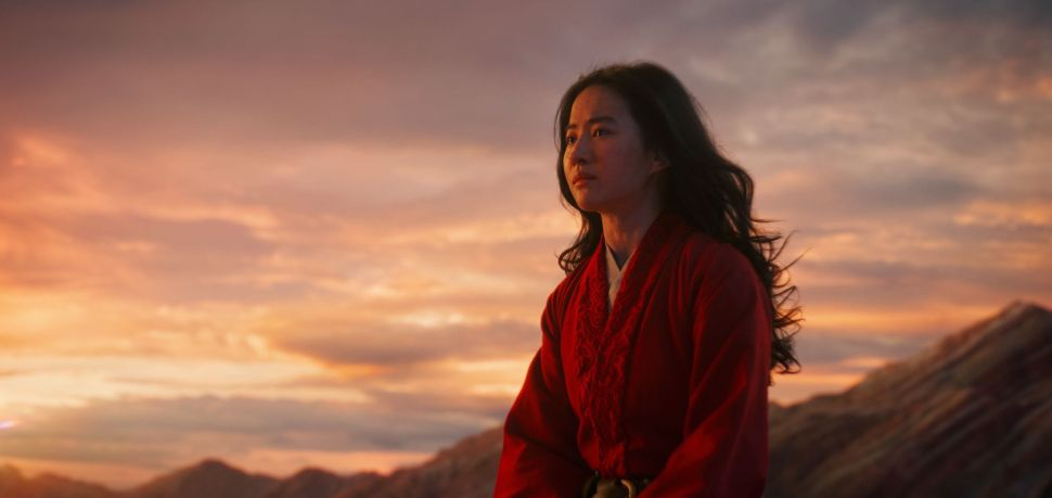 'Mulan' Is a High-Gloss Commercial for State Power