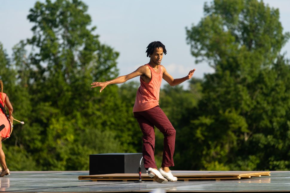 How Dancers Are Navigating CDC Guidelines to Create Under COVID