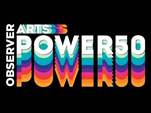 Observer Arts Power 50