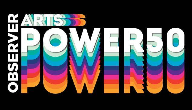 Observer Arts Power 50