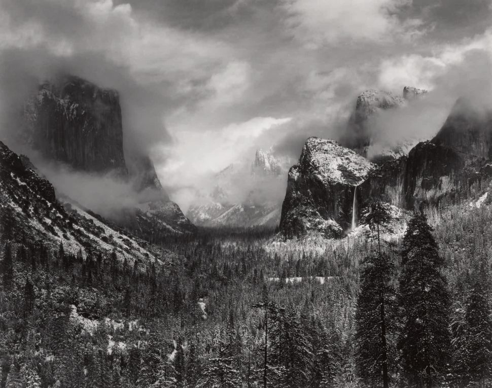 Ansel Adams' Photographs Feel Especially Urgent as the Climate Crisis Worsens