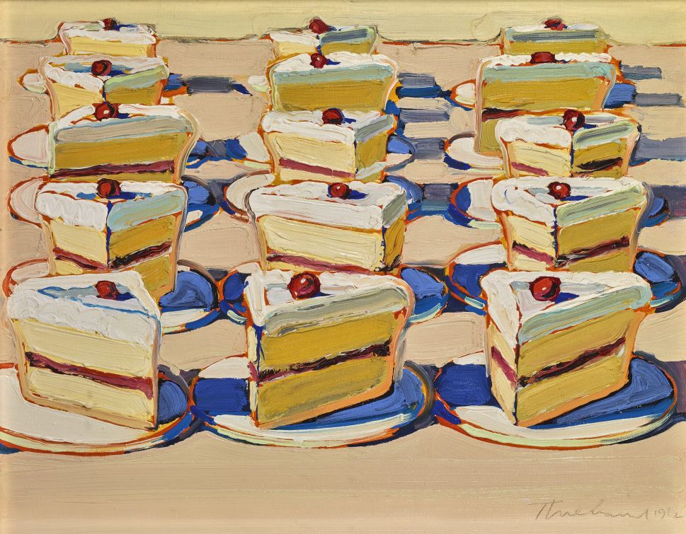 Wayne Thiebaud's 100th Birthday Gives the Crocker Art Museum Cause to Celebrate