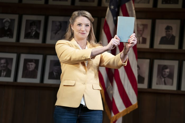 Broadway Hit 'What the Constitution Means to Me' Is Now Streaming