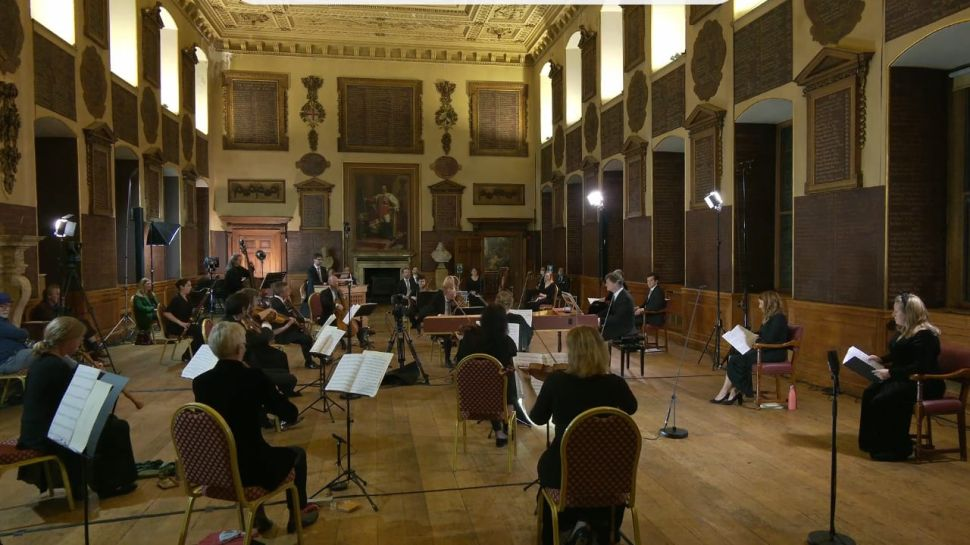 The English Concert Presents a Feast of Handel and Purcell