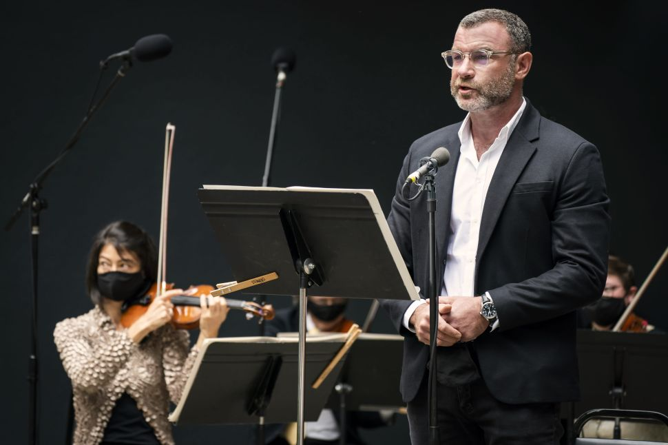 Liev Schreiber Leads a Timely New Translation of Beethoven's 'Egmont'