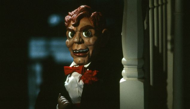"""Bride of the Living Dummy"" from the Goosebumps TV show."