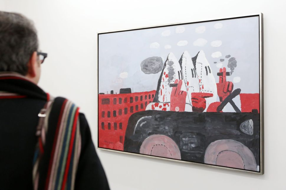 A Tate Curator Was Suspended for Condemning the Delay of the Philip Guston Exhibition