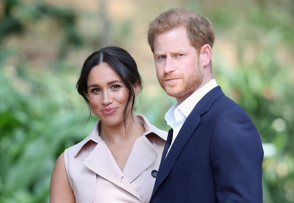 Queen Elizabeth Wanted Prince Harry and Meghan to Live in South Africa