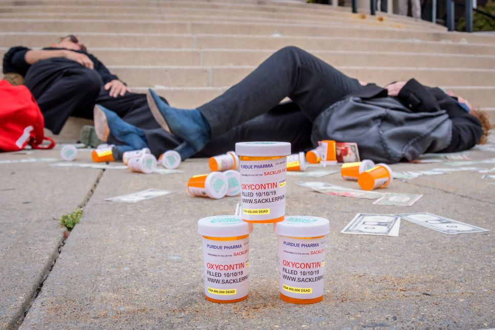 Critics Rage as Purdue Pharma Settlement Won't Send Sacklers to Jail
