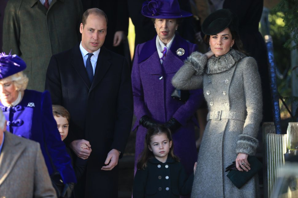The Royals Are Still Trying to Figure Out Their Holiday Plans at Sandringham