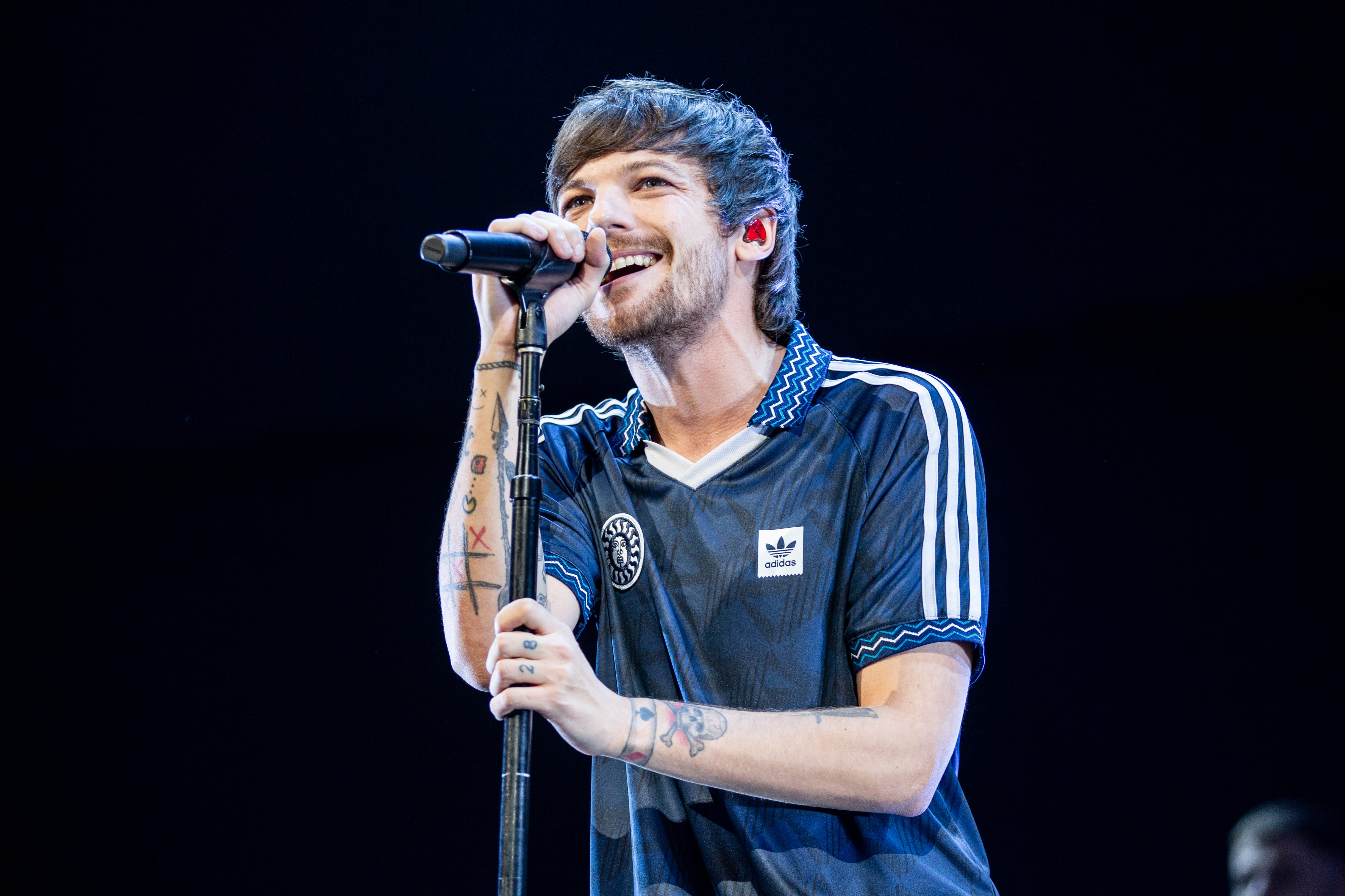 Louis Tomlinson Is Finally Moving on From His Hollywood Hills Mansion