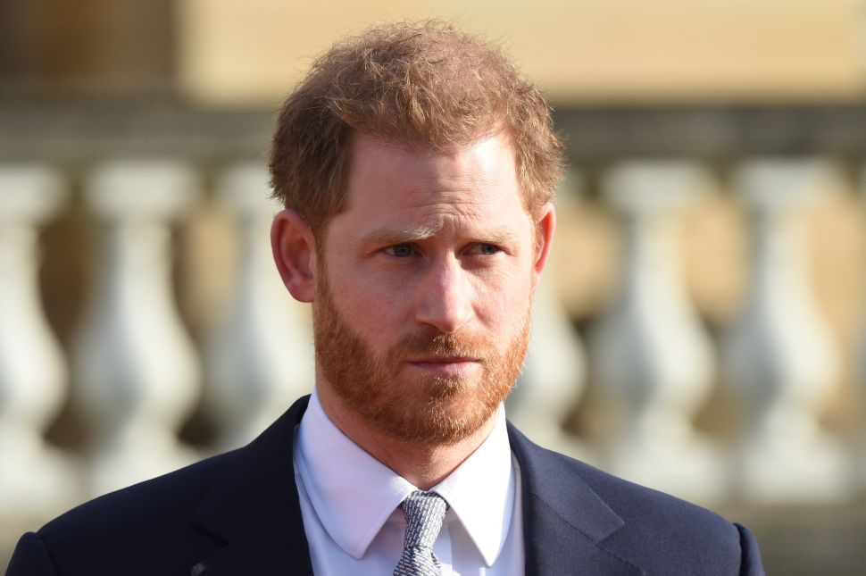 Prince Harry Might Return to the U.K. for a Big Talk With Queen Elizabeth