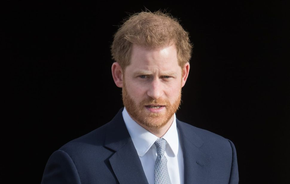 Prince Harry Issued a New Legal Warning to the Same Tabloid Meghan Is Suing