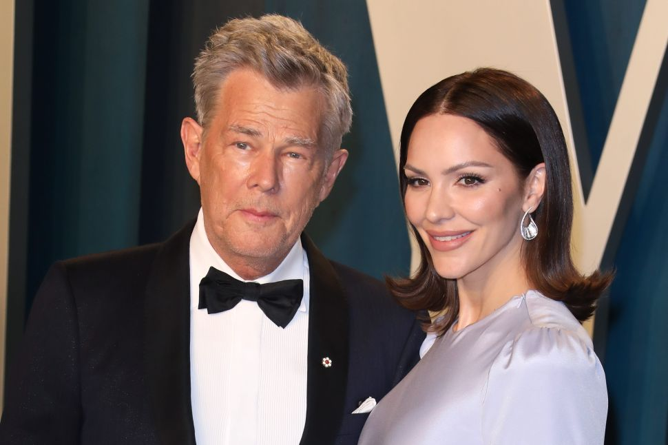 Katharine McPhee and David Foster Paid $7.05 Million for a Brentwood Park Home