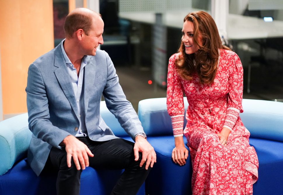 Prince William and Kate Are Looking for a New Housekeeper at Kensington Palace