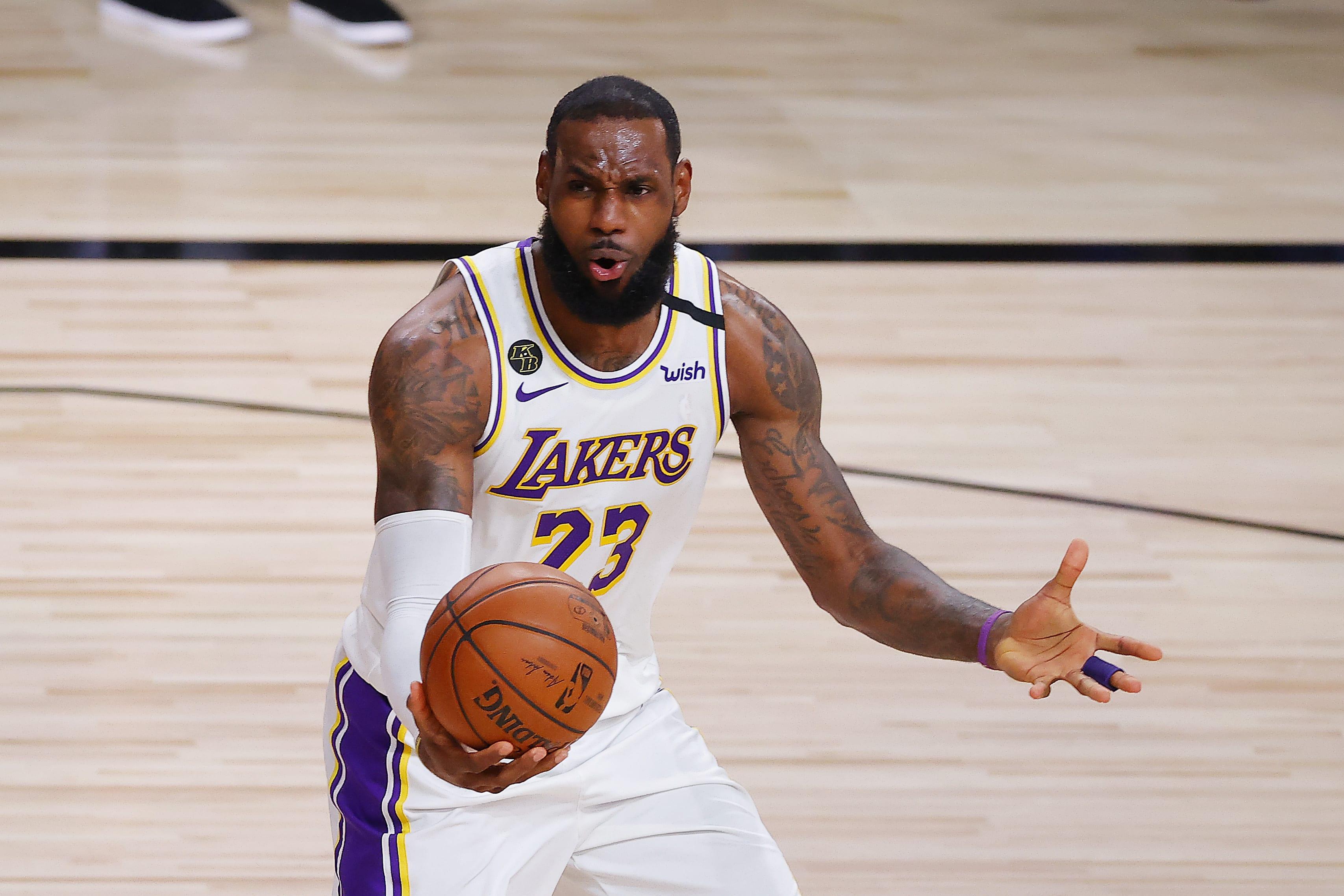 Nba Final Ratings Tank To Historic Lows Despite Lebron James Lakers Observer