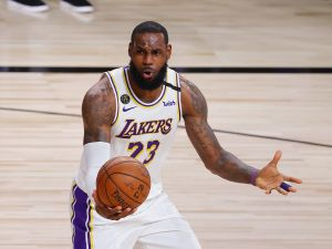 NBA Finals Ratings LeBron James Los Angeles Lakers