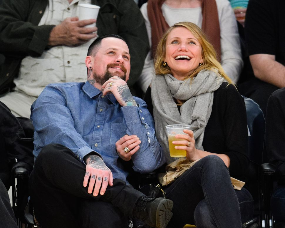 Cameron Diaz and Benji Madden Just Bought a $14.7 Million Beverly Hills Farmhouse