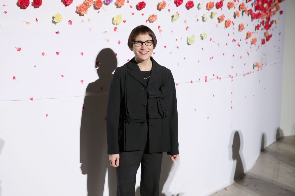 Guggenheim Curator Nancy Spector to Step Down Though Cleared of Wrongdoing