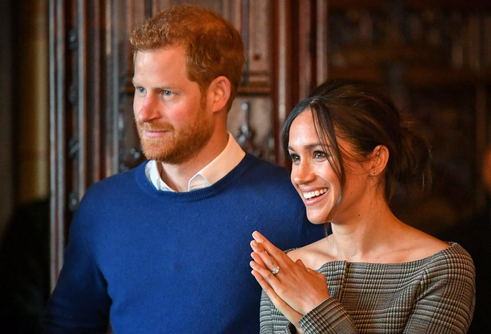 Prince Harry and Meghan Went on a Double Date With David Foster and Katharine McPhee