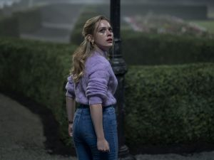 Victoria Pedretti as Dani in The Haunting of Bly Manor.