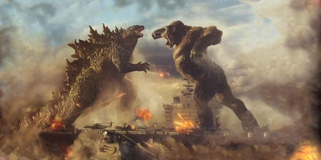 Godzilla vs Kong Box Office