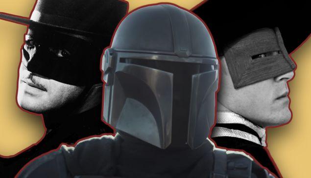 mandalorian masked bandit