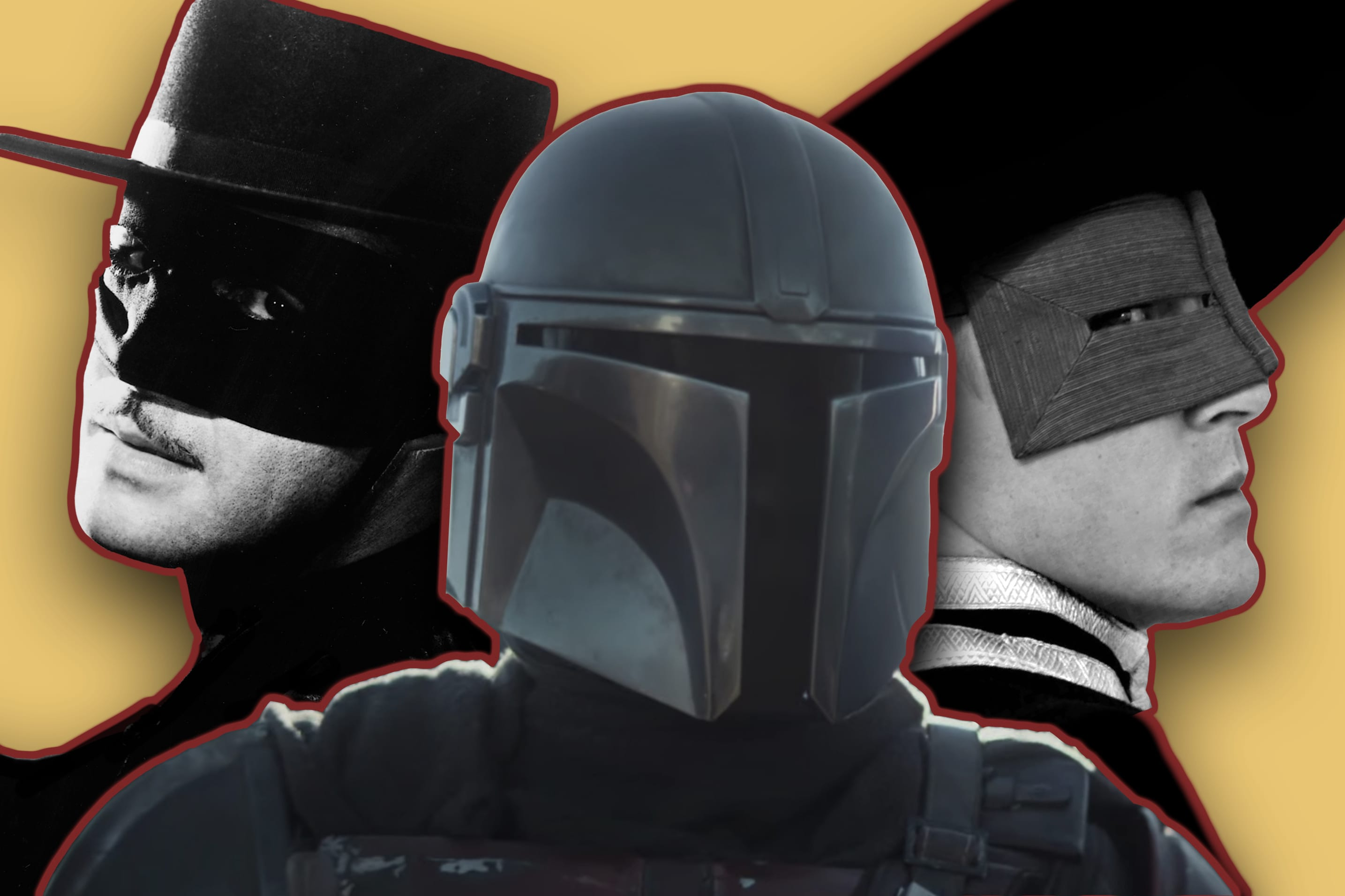 'The Mandalorian' Makes a Masked Bandit Sci-Fi's Honorable Outlaw