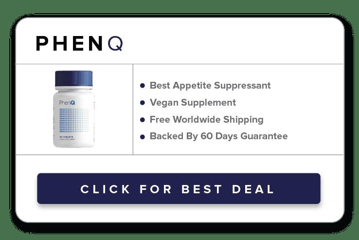 PhenQ best fat burner