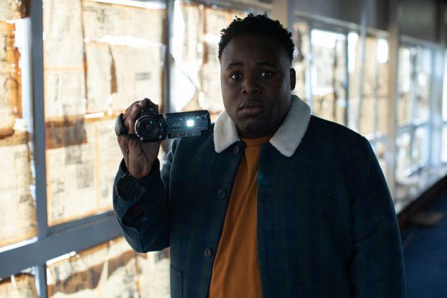 Samson Kayo as Elton in new Amazon Original Truth Seekers