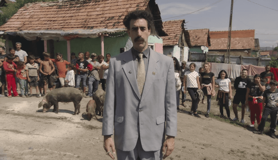 Amazon Reportedly Paid $80M for 'Borat 2,' Big Money in a Year of Big Film Acquisitions